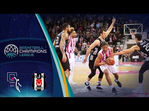 Telekom Baskets Bonn v Besiktas Sompo Japan - Full Game - Basketball Champions League