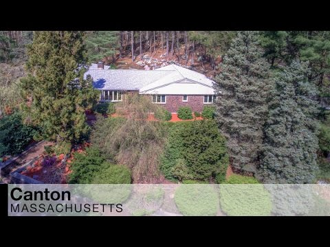 Video of 46 Algonquin Road | Canton, Massachusetts real estate & homes by Rick Murray