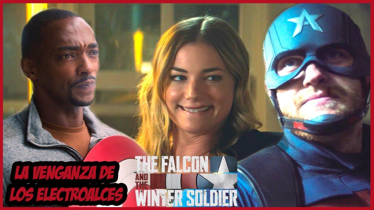 7 PREDICCIONES del FINAL de Falcon y El Soldado del Invierno – Marvel  -