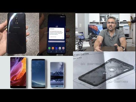 IMAGENES Filtradas iPhone X, Galaxy Note 8, Moto X, GoPro 360
