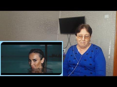 РЕАКЦИЯ бабушки / Ольга Бузова - В огне Mood Video Премьера 2020