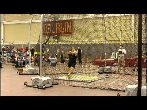 Oberlin High School Indoor Meet #2 2-2-13