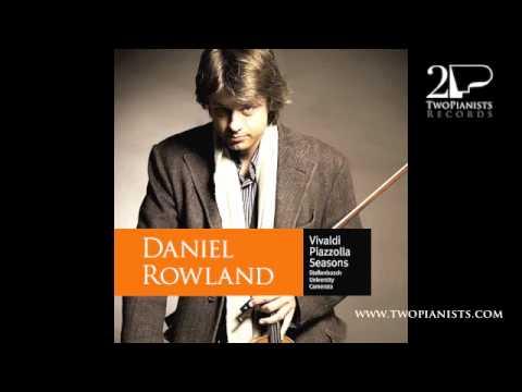 Daniel Rowland - Seasons: Piazzolla Invierno Porteño