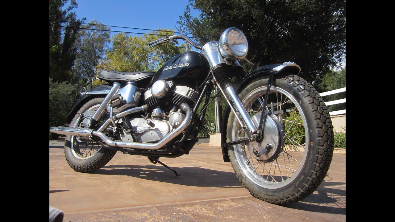 1954 Harley Davidson KH For Sale