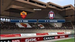 Crotone vs Roma - Goals & Highlights Calcio Série A