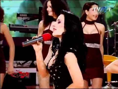 Ella - In love again ( by Deep Central ) ( @ Danutz SRL Tvr1 Show )