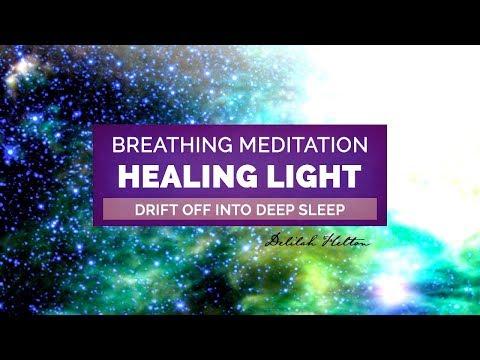 Healing Light - Deep Breathing Guided Meditation for Good Health [Nighttime Meditation]