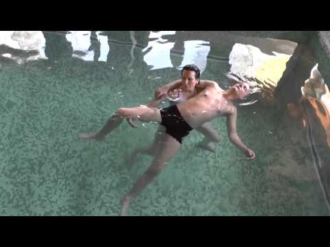 Therapeutic Water Dance -Floating Fitness