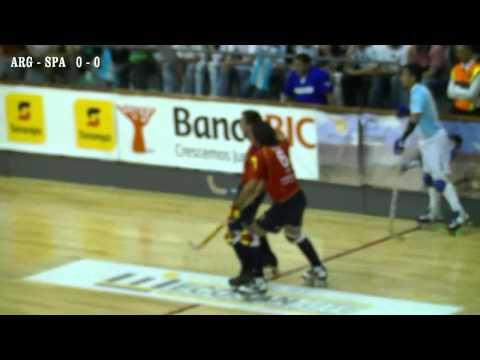 Mundial San Juan 2011 - Finale - Argentinie - Spanje (eerste helft)