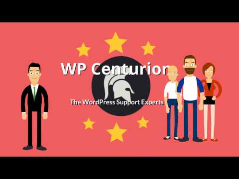 WP Centurion - WordPress support, maintenance, backups and security