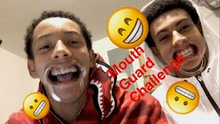 mouth guard challenge