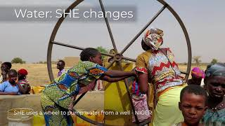 SHE CHANGES – Women and Climate change, a virtual photo exhibition