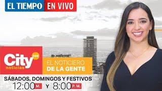Citynoticias en vivo: A partir de la media noche regirá el toque de queda en Bogotá