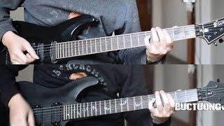 Bức Tường - Cây Bàng (Guitar Cover) + Backing Track + Tab