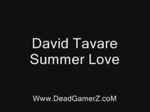 DAVID TAVARE SUMMERLOVE MP3 СКАЧАТЬ БЕСПЛАТНО