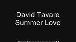 David Tavare - Summer Love