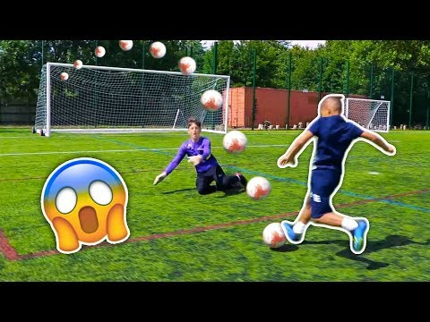 HOW TO BEAT A GOALKEEPER! 😱