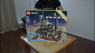 LEGO Sort and Build: Pirates of Barracuda Bay 4K