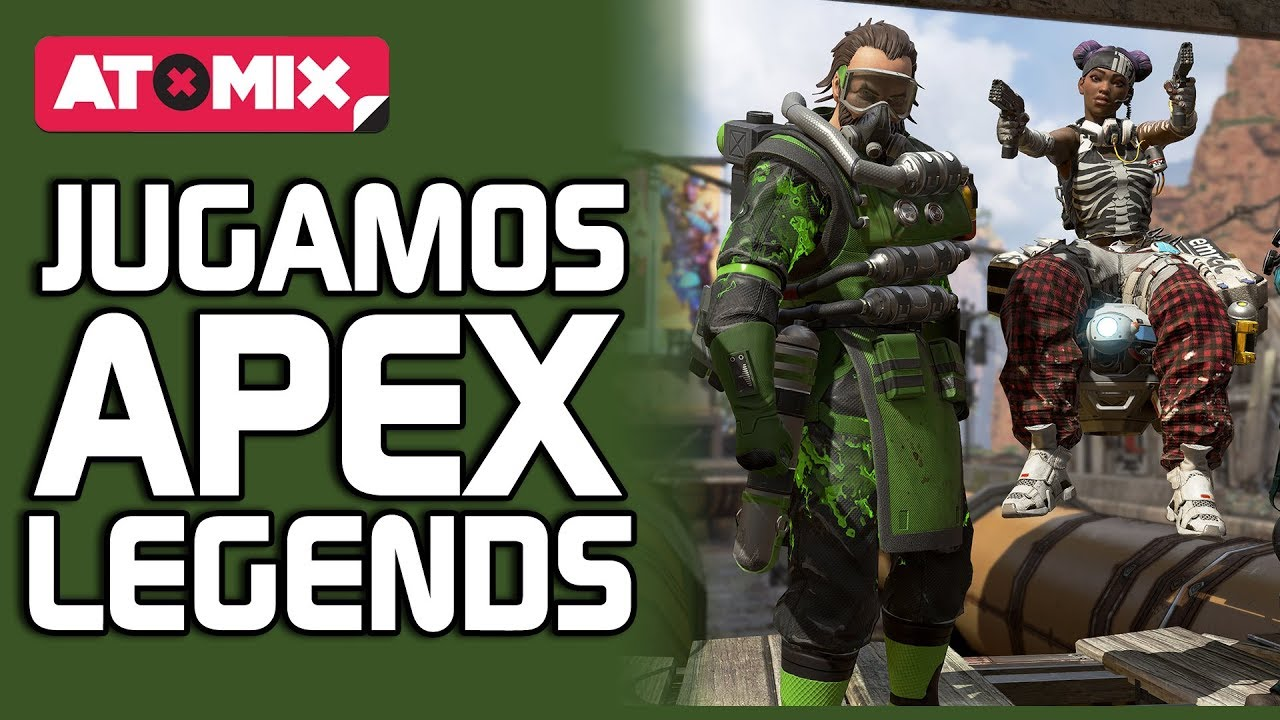 Apex Legends – Un Battle Royale con esencia de Titanfall