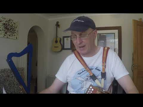 Swinging Safari DG Melodeon Video Performance And Tutorial Clip