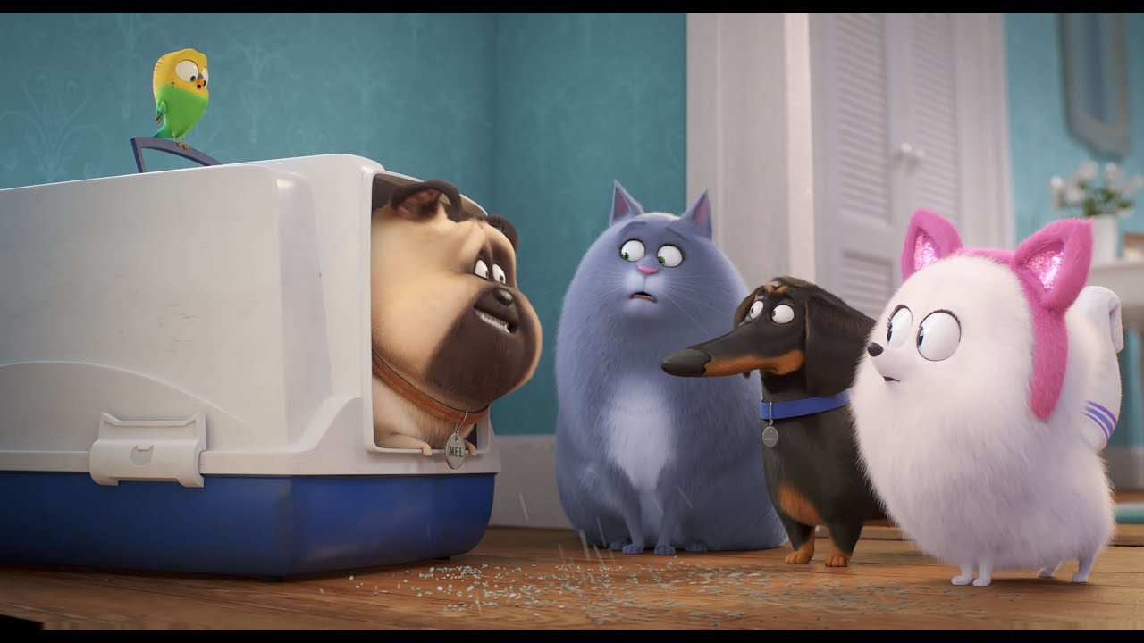 Download The Secret Life Of Pets 2    Official Trailer [HD]