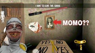 Evil Nun Halloween Youtuber EASTER EGGS!!Version 1.1.8