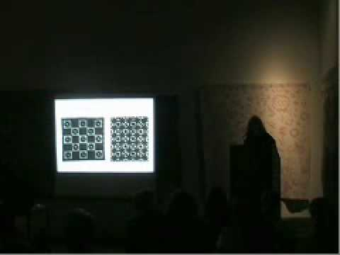 Janine LeBlanc Gallery Talk at the Gregg Museum of Art & Design