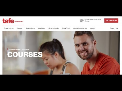 TAFE Admission Process For International Students | Study Courses In Australia