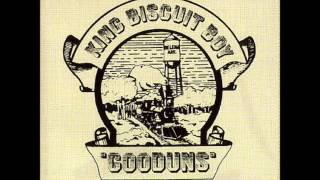 KING BISCUIT BOY (Canada) - Boom Boom (Out Go The Lights)