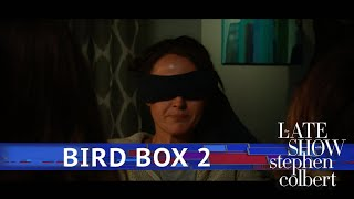 Bird Box Part 2: The Trump Address