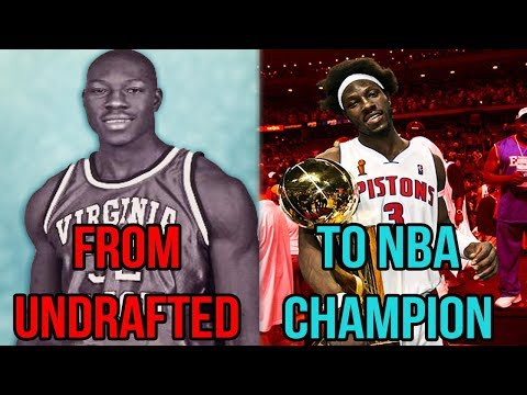 From UNDRAFTED to NBA Champion - The Ben Wallace Story