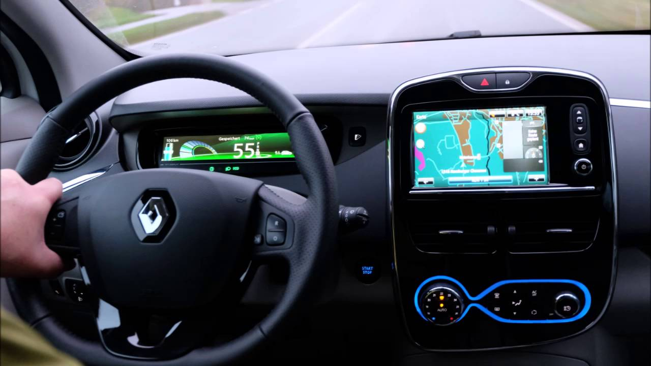 cars review concept specs price renault zoe 2017 review specification. Black Bedroom Furniture Sets. Home Design Ideas