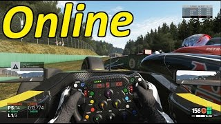 Project CARS Gameplay: First Online Race!