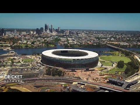 Mitch Marsh's behind the scenes look at Optus Stadium
