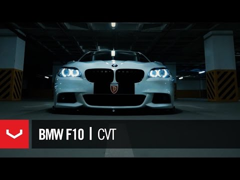 "BMW 5 Series | ""Bagged F10"" 