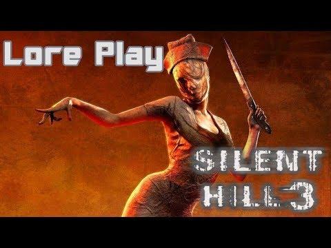 Silent Hill 3 Lore Play   6- Heather Vs Dios = El Final
