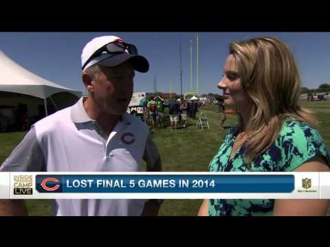 NFLN: John Fox talks Cutler, offseason
