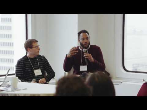 New Era Workforce Symposium Entrepeneur Panel