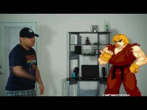 Street Fighter: Roommates