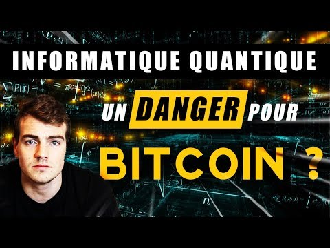L'informatique Quantique Menace T'elle Le Bitcoin Et La Blockchain ?