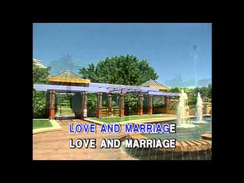 Love and Marriage - Frank Sinatra (Karaoke Cover)