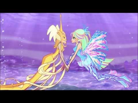 Winx Club: 5x26:  Bloom's Sirenix Wish: Daphne Restored!