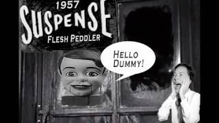 Suspense Flesh Peddler 1957