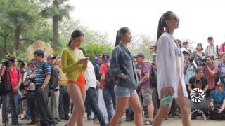 The most beautiful Taiwan girls: On the street