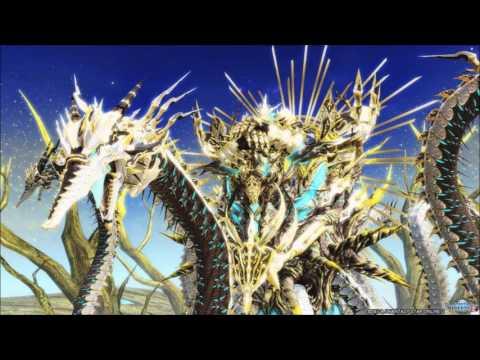 [BGM] Phantasy Star Online 2 - Deus Esca (A Whole New World)