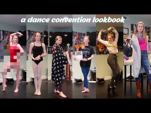 Different Types of Dancers at Dance Conventions | Carissa Campbell