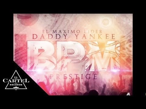 "DADDY YANKEE - ""BPM"" (Audio Oficial)"