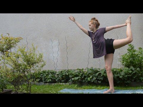 JÓGA | 15 min | rovnováha v nohách