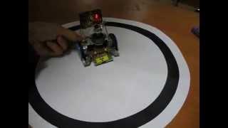 Robot: Line tracer ver. 1