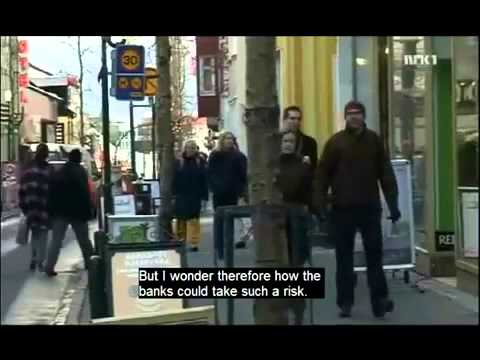 Iceland economic crisis short documentary
